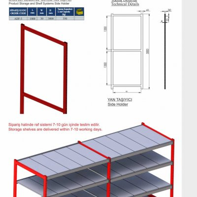 2_Product Storage Shelf Systems